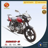 150CC Sports Street Racing Bike Model Gas Motorcycle for Kids SD150-8