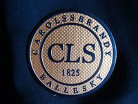 High quality custom made metal logo charms