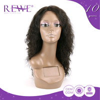 100% Warranty Low Price Various Colors Yaki Afro Cheap Kinky Curly Full Lace Wig