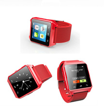 M28 Cheap Touch Screen Smart Wristwatch support Bluetooth for Samsung HTC Android Phone