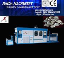 Plastic Vacuum Forming Machine/tupperware containers/plastic egg box/tray