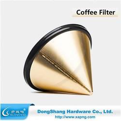Food grade stainless steel coffee capsule coffee grinder parts