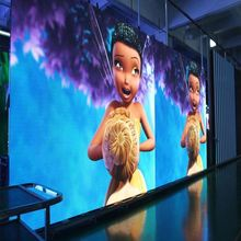 2015 P4.8 new large indoor advertising images led display