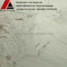 Fluorite Fluorite Powder Wet 97%min, Minerals in China