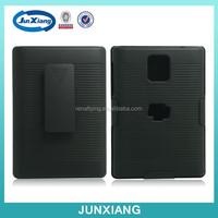 Shell holster hard plastic PC phone case for blackberry Q30