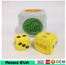 Melors 2015 Quality new arrival customized dice wholesale