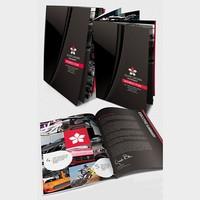 custom samples leaflet brochure printing