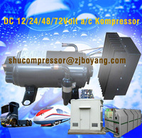Hot automotive electric air conditioning compressor for Electric car ac General electric compressor