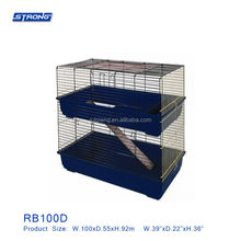 RB100D rabbit cage