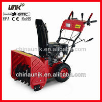 5.5 HP Two Stage Snow Machine Cleaning Sweeper