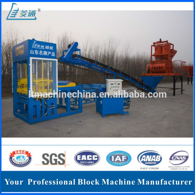 Chinese Famous Brand Icf Block Machine Using Stone Powder