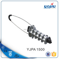 YJPA 1500 series high voltage cable clamp/high tension cable clamp/dead end clamp