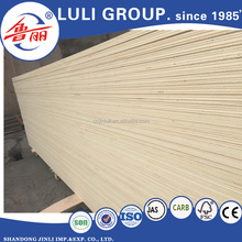 Best quality Carb P2 White Poplar Material Plywood