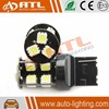2015 New products factory price t20 led car bulbs