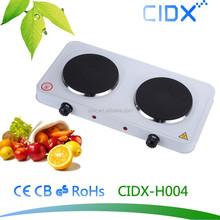 Ceramic material Enamel housing hot sale cheap hot plate (CIDX-H004)