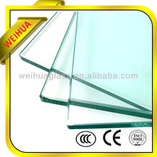 High quality steel dining glass table for sale from manufacturer with CE/ISO/SGS/CCC