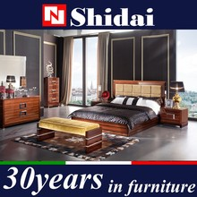 Quality Wooden Bed Frame, Modern Murphy Bed Furniture
