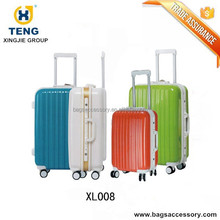 Lightweight Fancy Luggage with External Wheels