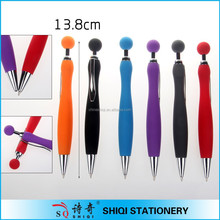2015 office Advertising multi-color special shape ballpen