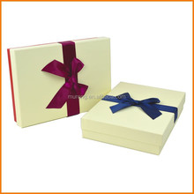 Hard paper gift box for birthday gift packaging