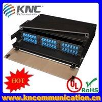 4RU 48 port wall mount fiber distribution frame