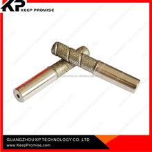 China manufacturer electroplated diamond grind cylinder honing stones diamond honing stone