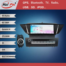 Huifei Hd 1080P Gps For Bmw X1 With 800*480 Digital Touch Screen Support Ipod Iphone Virtual Disc-10