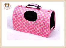 Pet taping breathable shutter pet bags dog pack cat pack dog backpack doggie bag portable pet bag