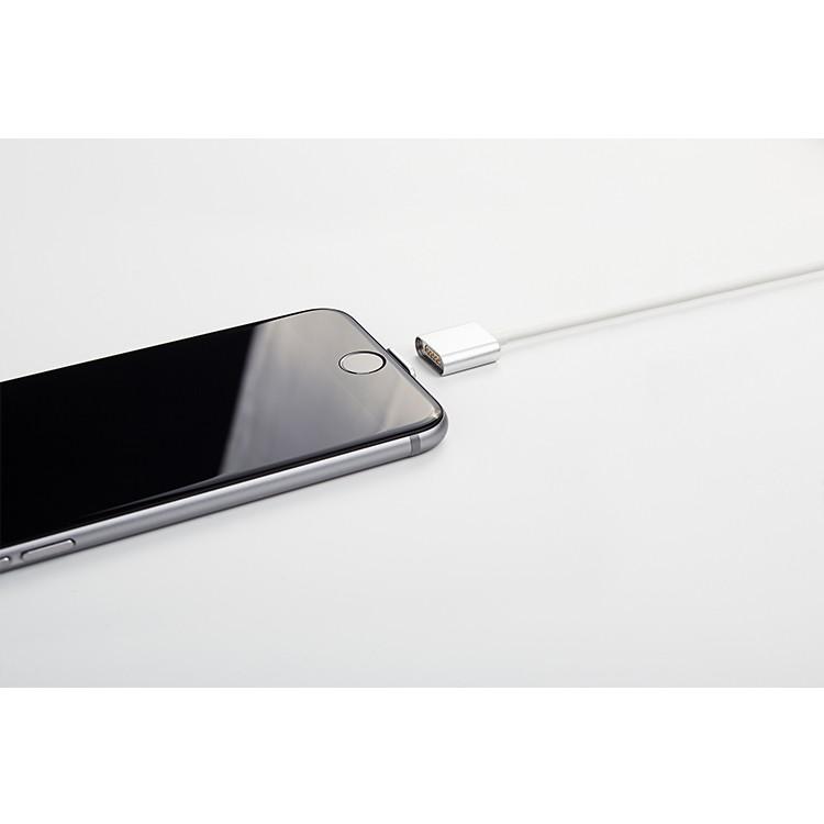 Indicador LED de alta Qualidade Luz de Carregamento 2 em 1 Carregador Cabo USB Magnética Para iPhone 6