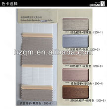 100% Polyester Fabric And High-quality Day Night Curtain