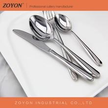 Delux 18-8 ,18-10 stainless steel hotel cutlery/restaurant cutlery/flatware