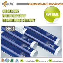 High quality Weatherproof mastic gum silicone sealant