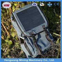 Gran capacidad mochila Solar / senderismo mochila