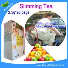 body beauty slimming / weight reducing tea