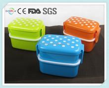 Creative Double Tier Dot Food Box Rice Ball