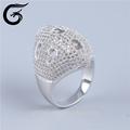 925 fabricantes de plata de plata 925 nuevo modelo de anillo