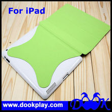 Slim Magnetic Stand Leather Spider Smart Cover Case for the New iPad3