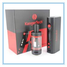 2015 China e-smart e-cigarette new mod kanger subox mini kit subtank vaporizer