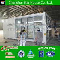 cheap modern mobile design prefab light steel house for sale