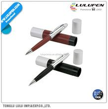 Cirino Ballpoint Promotional Pen And Matching Tube Case (Lu-Q23423)