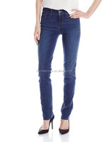 China factory price women smart denim jeans