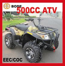 EEC 500cc 4x4 four wheel motorcycle(MC-396)