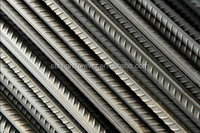 GB hot rolled steel rebar ,cold rolled rebar HRB400 rebar flat bar from in China manufacturer quality and quantity assured