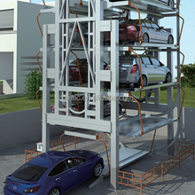 portable vechicle elevator parking