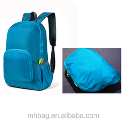 Waterproof Foldable Backpack for Outdoors