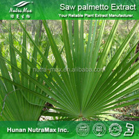 New Batch 25% 45% Fatty Acid Saw Palmetto Fruit Extract--Nutramax Manufacturer