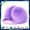 purple earmuff headphone for kids safety