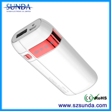 small size power bank 5600mah quickly recharge any USB powered device on the go