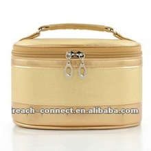 fashionable Multi-function Accessories Cosmetic Makeup Aluminum Train Case