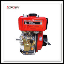 China 6.5hp single cylinder air-cooled diesel engines for sale
